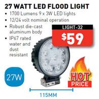 27 Watt LED Floodlight