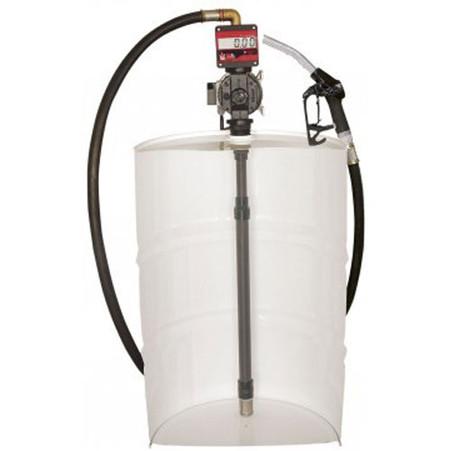 Gespasa 240V Vertical Diesel Pump Kit 50LPM with Meter