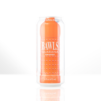 BAWLS Mandarin Orange 16 oz 24 pack