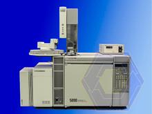 HP 5972 Gas Chromatograph, Mass Spectrometer & Liquid Autosampler