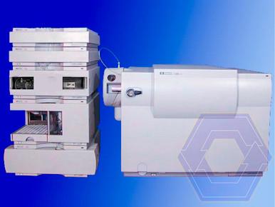 Agilent 1100 HPLC with G1946D MSD
