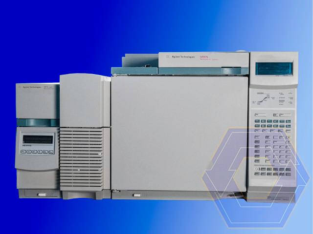 Agilent 5973N inert (G2579A) GC-MSD System
