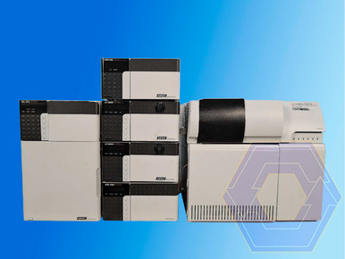 Shimadzu 2010 LCMS with Prominence HPLC