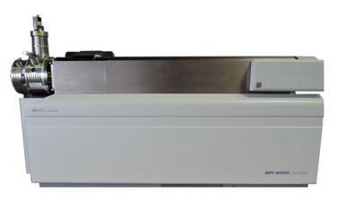 SCIEX API 4000 Triple Quadrupole LC/MS/MS with 1100 Series HPLC