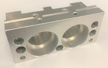 Piston plunger housing for Agilent 1050 Pump. Fits 1050 Agilent HPLC models.