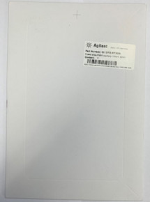 New fused silica/PEEK capillary tubing, 100 um, 22 cm for Agilent capillary HPLC. Fits 1100 and 1200 Agilent HPLC models.