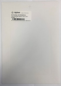 New fused silica/PEEK capillary tubing, 100 um, 20 cm for Agilent capillary HPLC. Fits 1100 and 1200 Agilent HPLC models.