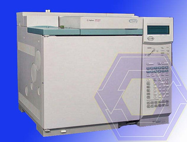 Agilent 6890A Gas Chromatograph with FID
