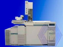 Agilent 5973 GC/MSD with Autosampler