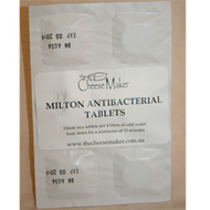 Milton Anti-bacterial tablets