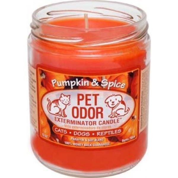 Pet Odor Exterminator Candle - 28 Great Fragrances