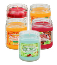 Pet Odor Exterminator Candles - Fruity Sensations Bundle