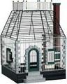 Prevue Stone Cottage Cockatiel / Parakeet Bird Cage - 292
