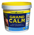 GRAND MEADOWS Grand Calm - Maintains Calm & Attentiveness in Horses 5lb 10lb 20lb