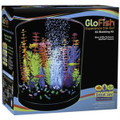 TETRA 3g GloFish Curved Aquarium Kit Desktop Tank -Just Add Water & Fish-TM29044