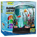 TETRA 3g LED Bubbler Aquarium Kit Desktop Tank - Just Add Water & Fish -TM29041