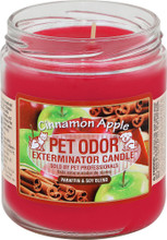 Cinnamon Apple  The aroma blends the scents of spicy cinnamon sticks warming on the stove with the fruity touches of a ripened apple. The fragrance will truly satisfy all your senses.