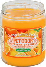 Orange Lemon Splash  Boasts a unique blend of sweet oranges with a splash of tangy lemons. The sun sweetened, fresh and exotic intermingling of citrus fragrances is perfect for anyone who loves refreshing and invigorating scents!