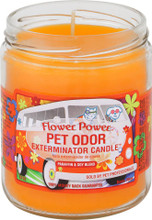 Flower Power  Bohemian Blend fragrance features a kaleidoscope of wild flower essences, morning dew, ylang, pink peony, amber, sandalwood and soft patchouli all fused together with the subtle sweetness of papaya and apricots.