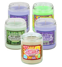 Limited Time Offer Now Available in a Very Popular Zen Tranquility Bundle You will receive 5 Assorted Zen Tranquility fragrance candles:   * Bamboo Breeze * Hippie Love * Lavender Chamomile * Sandalwood