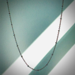 stainless steel satellite chain