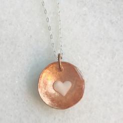 lucky penny charm