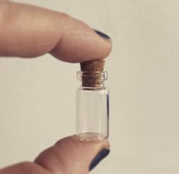 keepsake bottle