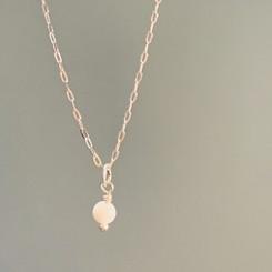 sterling tiniest pearl