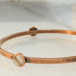 three dots bracelet