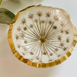 dandelion trinket dish