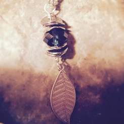 autumn necklace