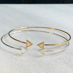 dainty arrow bracelet