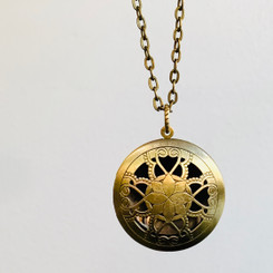 lotus locket