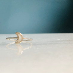 tiny shapes ring