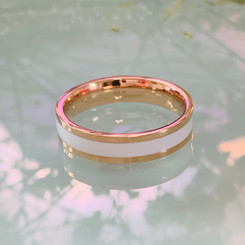 simple band ring