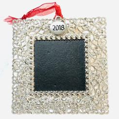 filigree ornament picture frame