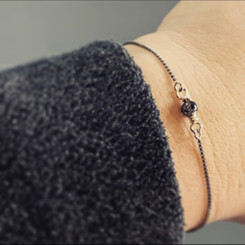 dainty keepsake bracelet