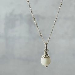 little flower capped pearl