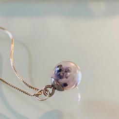 lavender small pearl
