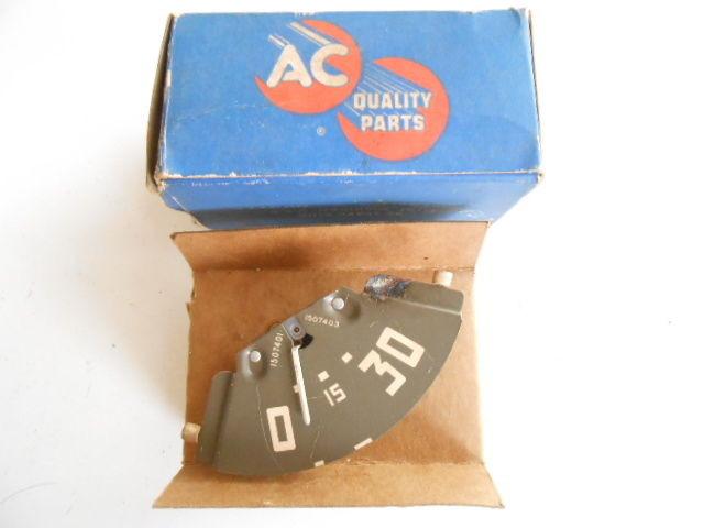 NOS 1949 59 51 52 53 CHEVROLET TRUCK AC OIL PRESSURE GAUGE # 1507963