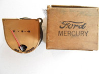 1942 Mercury Oil Pressure Gauge NOS