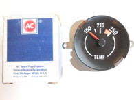1970 - 1979 AC Thermo Temperature Temp Gauge 6489856 NOS 71 72 73 74 75 76 77 78