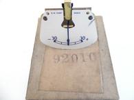 1935 Hupmobile Ampere Amp Gauge NOS