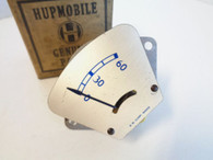 1935 35 HUPMOBILE HUPP OIL PRESSURE INDICATOR Dash Gauge NOS FACTORY