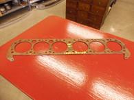 1930 Nash 6 Cylinder Head Gasket McCord # 5572
