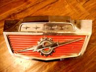 1961 Ford Fomoco Front Grille Emblem C1TB16607B