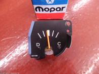 OEM Mopar Ammeter Gauge 5211438 1984 Dodge Omni Charger