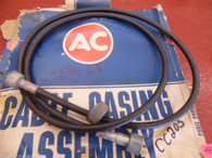 CC-508 AC SPEEDOMETER CABLE 1967 70 MERCURY 56 57 LINCOLN 59 CADDY 65 CHEVELLE