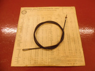 1928 Auburn Nash Speedometer Cable Core NORS