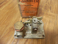 1947 KAISER SIX CARTER CARBURETOR FUEL BOWL COVER 146-88S